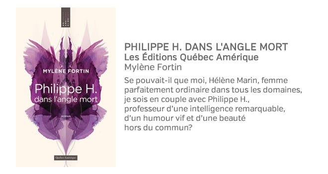 PHILIPPE H. DANS L'ANGLE MORT